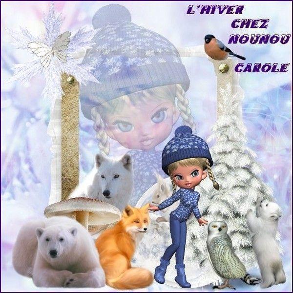 L'hiver chez Nounou Carole